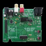 Waveblaster Modulo Scheda Interfaccia MIDI 'Chill Limited Edition' V2